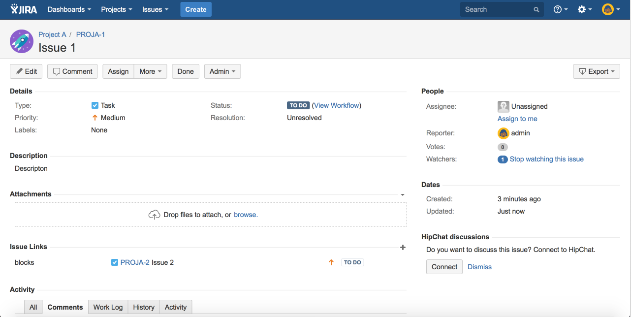 linking jira service desk with jira software